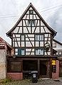 Gleiszellen Gleishorbach Winzergasse 11 001 2016 08 04.jpg