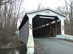 Glen Hope Covered Bridge