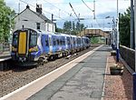 Glengarnock - looking towards Glasgow.JPG