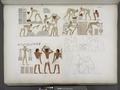 Gli Ebrei che fabbricano i mattoni. Pittori e scultori di statue e di vasi (NYPL b14291206-425539).tiff