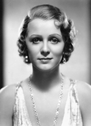 Gloria Stuart - Studio Publicity Photo, ca. 1932.