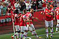 Goal celebrations 4 (8012690041).jpg