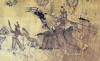 Goguryeo - Goguryeo soldier