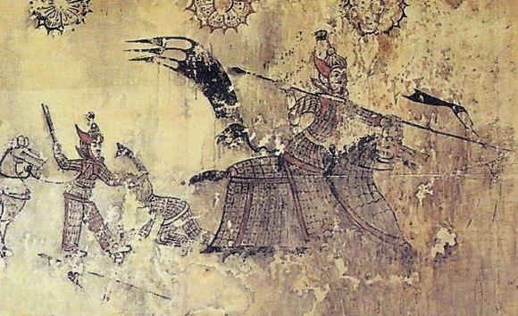 Goguryeo armor