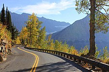 Mountain Lake Forrest Gump