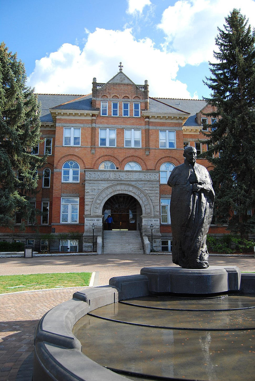 Gonzaga University Entrance