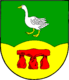 Coat of arms of Goosefeld