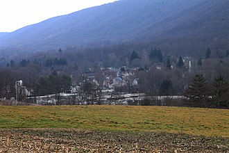 Gordon, Pennsylvania - View of Gordon, Pennsylvania