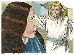 Gospel of Luke Chapter 1-13 (Bible Illustrations by Sweet Media)