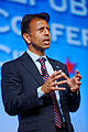 Governor of Louisiana Bobby Jindal at Southern Republican Leadership Conference, Oklahoma City, OK May 2015 by Michael Vadon 147.jpg
