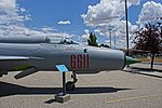 Gowen Field Military Heritage Museum, Gowen Field ANGB, Boise, Idaho 2018 (46828167451).jpg