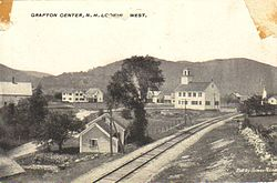 Grafton Center c. 1909