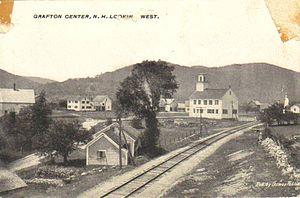 Grafton, New Hampshire - Image: Grafton Center