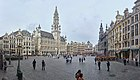 Grand-Place, Brussels - panorama, June 2018.jpg