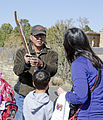 Grand Canyon Archaeology Day 2013 Atlatl Throwing 3817 - Flickr - Grand Canyon NPS.jpg