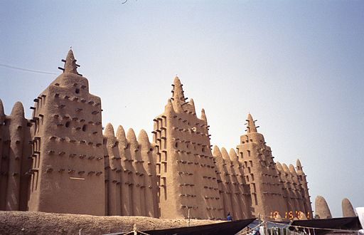 Grand Mosque of Djenne (6863773)