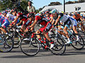 Grand Prix Cycliste de Montréal 2011, George Hincapie, Amaël Moinard, Brice Feillu (6140407265).jpg