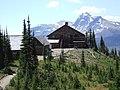 Granite Park Chalet and Heavens Peak, July 25, 2007 - panoramio.jpg