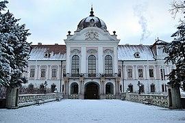Grassalkovich kastély télen.JPG