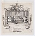 Gravure représentant Louis XV tenant le sceau en personne pour la première fois le 4 mars 1757. 1 - Archives Nationales - AE-II-2753.jpg