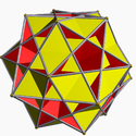 Great ditrigonal icosidodecahedron