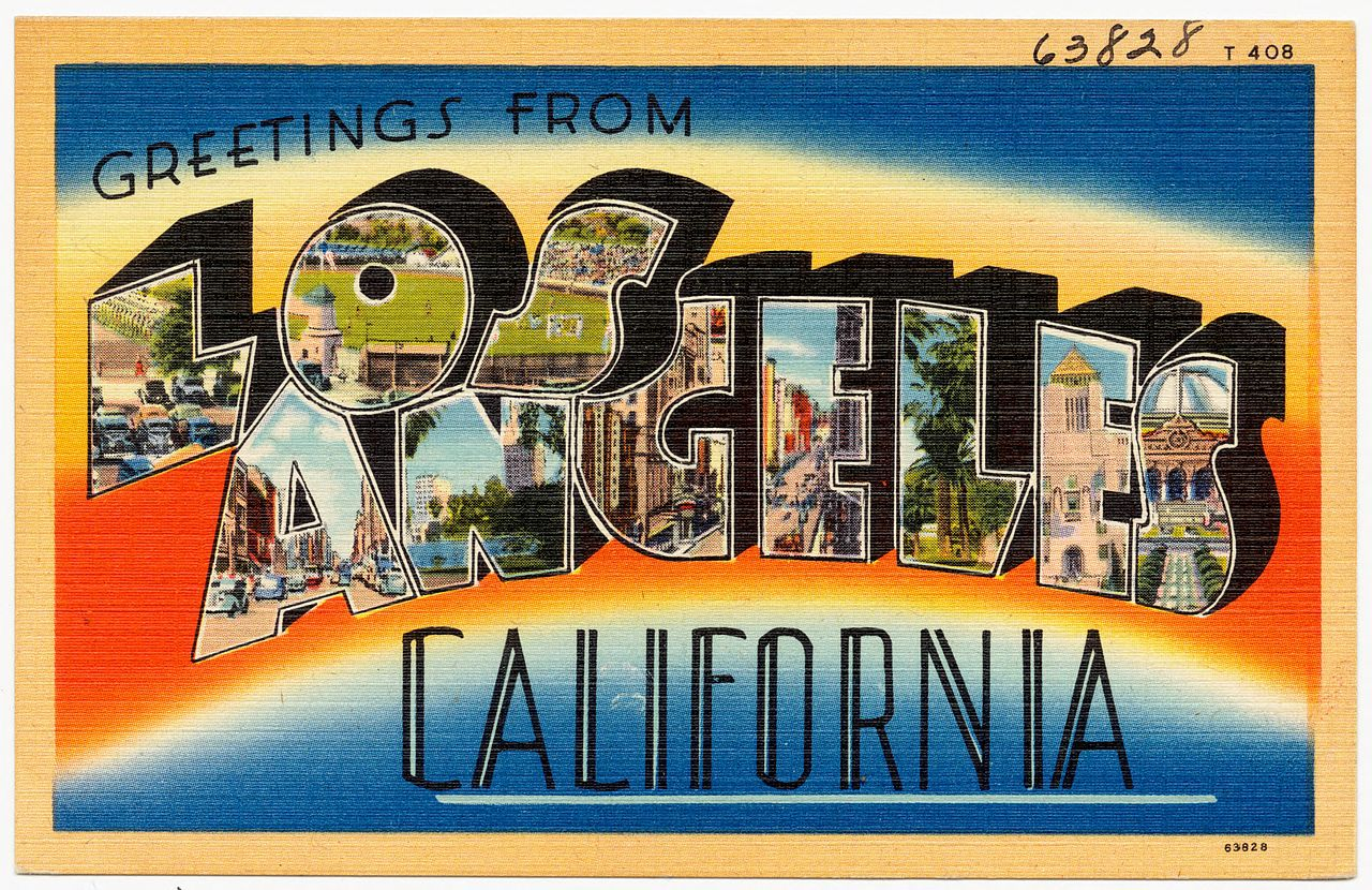 Dating los angeles tourism wikipedia