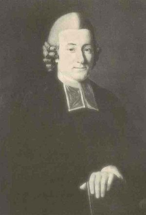 Johann Jakob Griesbach - Johann Jakob Griesbach