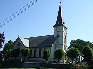 Grimstad - Grimstad Church