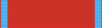 Hermann von Eichhorn - Image: Großherzoglich Hessischer Verdienstorden ribbon bar