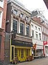 foto van Winkel met bovenwoning in eclectische bouwstijl