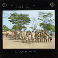 Group standing to attention at Lubwa Mission, Zambia, ca.1905-ca.1940 (imp-cswc-GB-237-CSWC47-LS6-042).jpg