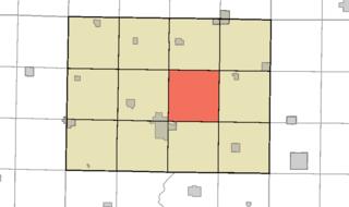 Grove Township, Humboldt County, Iowa Township in Iowa, United States