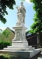 GuentherZ 2011-05-21 0056 Weitersfeld Statue Johannes Nepomuk.jpg