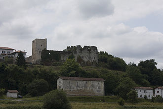 Guiche, Pyrénées-Atlantiques - The chateau of Guiche, seat of the Dukes of Gramont