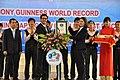 Guinness Vietnam 2011 (Certificate awarded).jpg