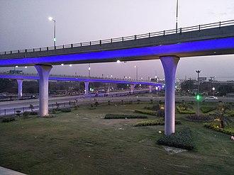 Gujranwala - Gujranwala Flyover
