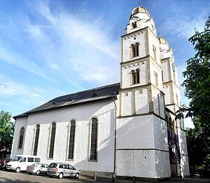 Guntersblum - Evangelical church
