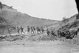 Gurkha soldiers of 29th Indian Brigade in Gallipoli 1915.jpg