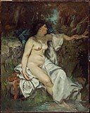 Gustave Courbet - Bather Sleeping by a Brook - 27.202 - Detroit Institute of Arts.jpg