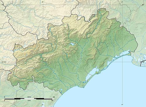 Géographie De Lhérault Wikipédia