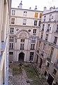 Hôtel de Chenizot, Paris - First Courtyard from 4th Floor.jpg