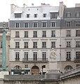 Hôtel de La Briffe, Quai Voltaire, Paris 21 November 2006.jpg