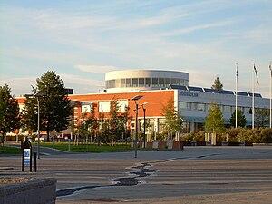 Dalarna University College - Borlange campus