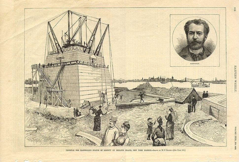 HARPER%27S WEEKLY-NewYork 6 June 1885