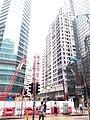HK 灣仔 Wan Chai 蘭杜街 Landale Street 皇后大道東 Queen's Road East construction site August 2019 SSG 08.jpg