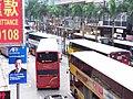 HK 灣仔 Wan Chai 軒尼斯道 Hennessy Road AFF 亞洲金融論壇 Asian Financial Forum banner Finance Minister of Malaysia 林冠英 Lim Guan Eng Bus A11 Cityflyer January 2019 SSG.jpg