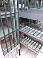 HK 荃灣 Tsuen Wan 白田壩街 45 Pak Tin Par Street 南豐紗廠 The Mills mall roof view footbridges December 2018 SSG.jpg
