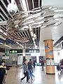 HK MTR 香港 海洋公園站 Ocean Park Station art installation FLOW December 2016 Lnv2 05.jpg