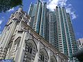 HK Sheung Wan Mid-level Bonham Road 80 Robinson Road Hop Yat Church.JPG