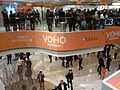 HK Sun Yuen Long Centre YOHO Town mall visitors and property agents.jpg